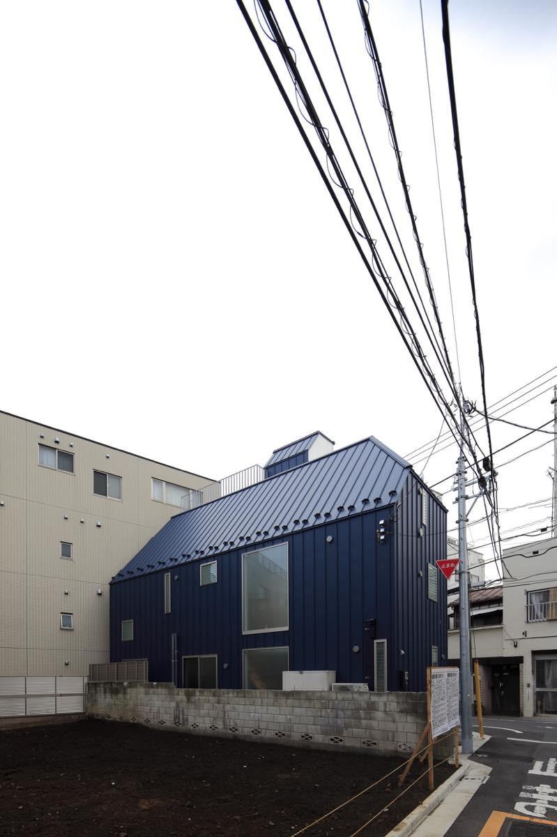 世田谷代田の家 (外観6)
