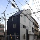 世田谷代田の家の写真 外観7