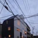 世田谷代田の家の写真 外観8