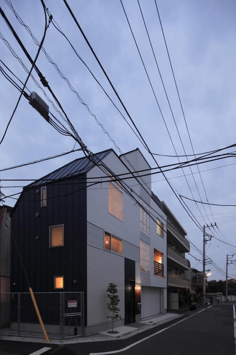 世田谷代田の家 (外観8)