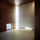 K-Villa / 北軽井沢の別荘の写真 和室兼ゲストルーム