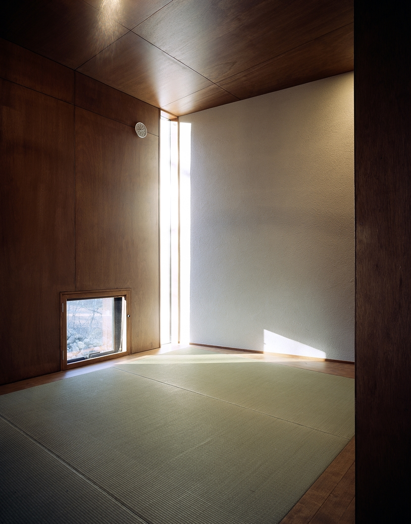 K-Villa / 北軽井沢の別荘の部屋 和室兼ゲストルーム
