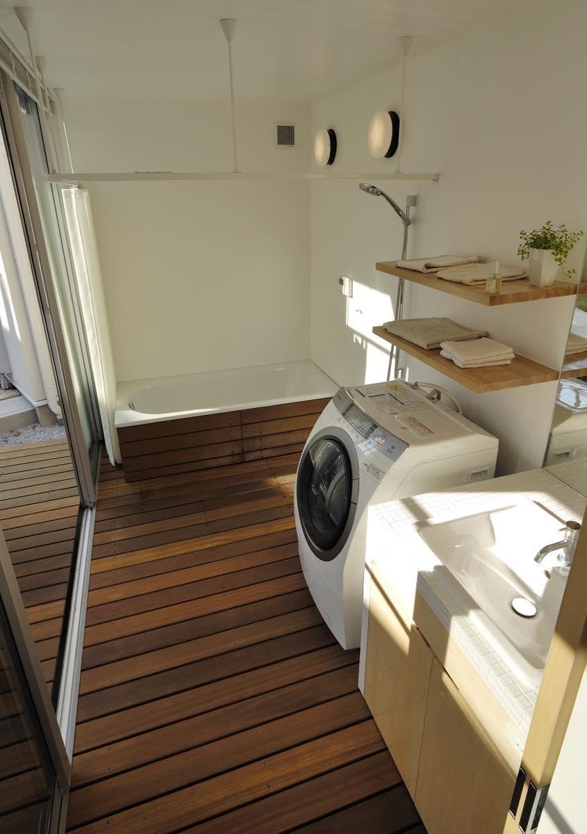 バス/トイレ事例:内観8(大場町の家)