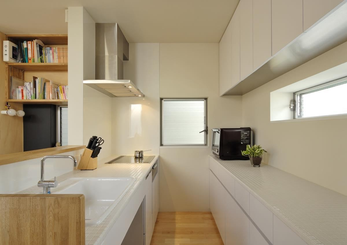 キッチン事例:内観16(池上の家)