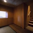 K-Villa / 北軽井沢の別荘の写真 玄関