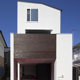 磯子の家 (外観1)