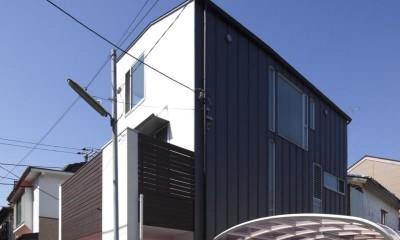 磯子の家 (外観4)