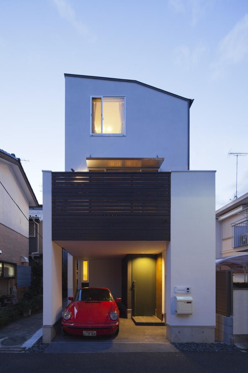 磯子の家 (外観6)