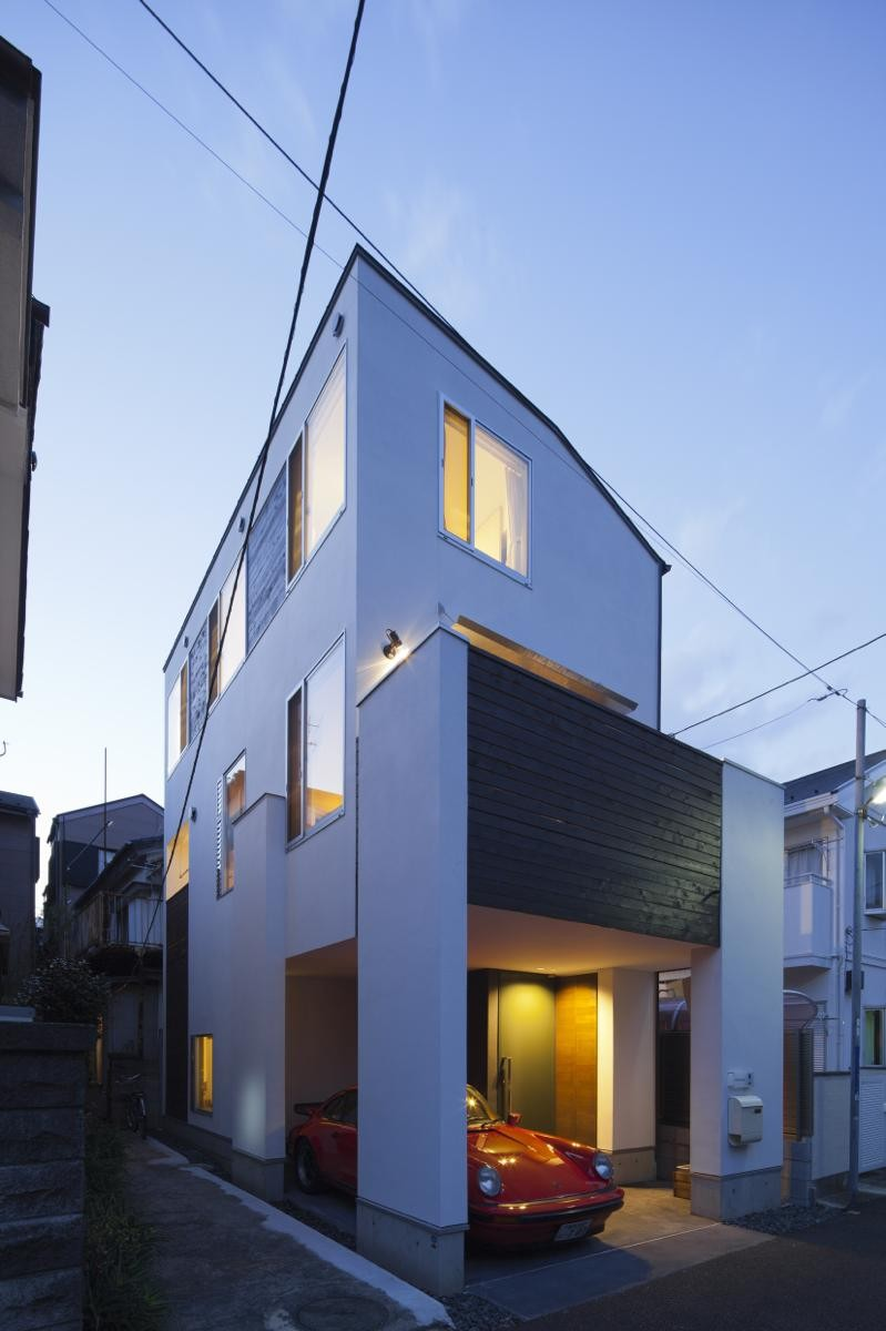 磯子の家 (外観7)
