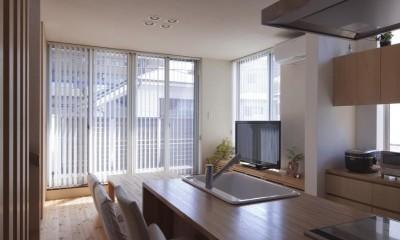 磯子の家 (内観1)