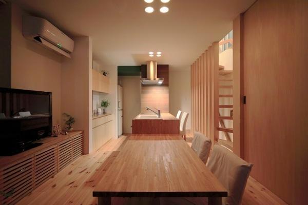 磯子の家 (内観5)