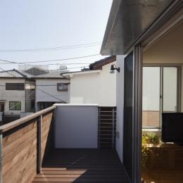 磯子の家 (内観8)
