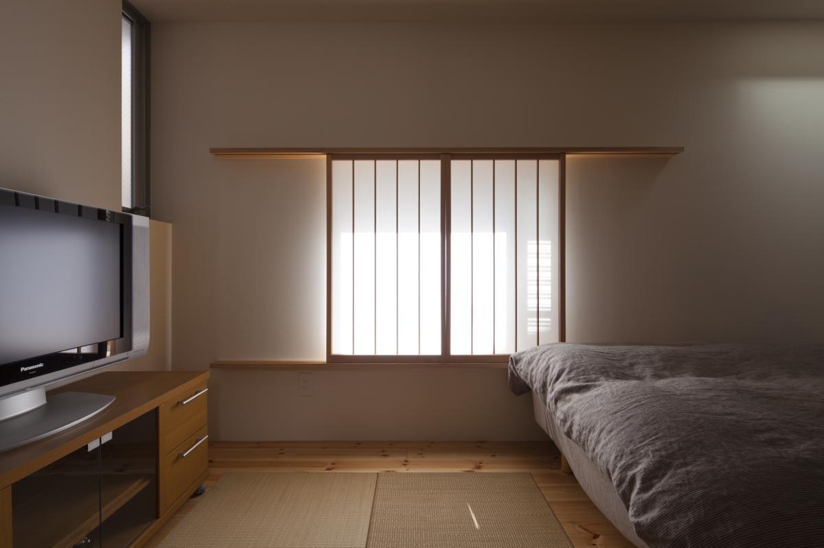 ベッドルーム事例:内観9(磯子の家)