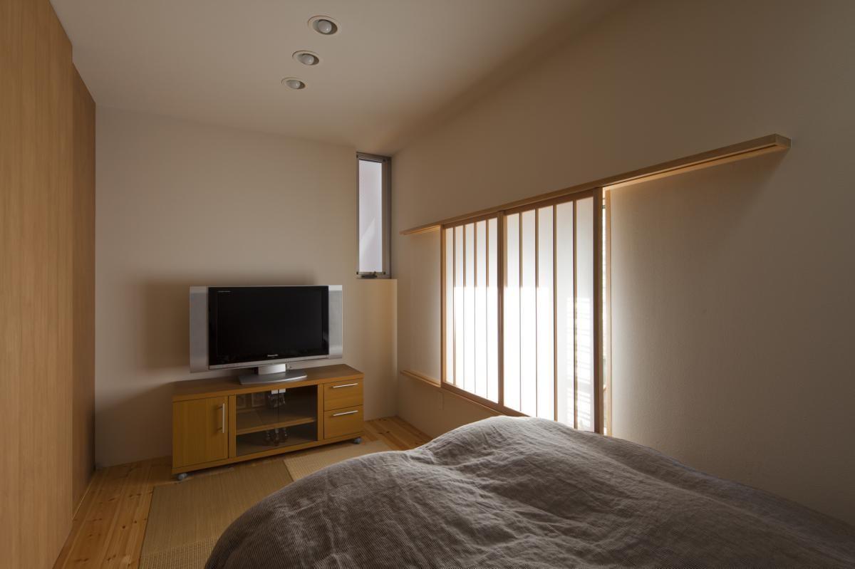 ベッドルーム事例:内観10(磯子の家)