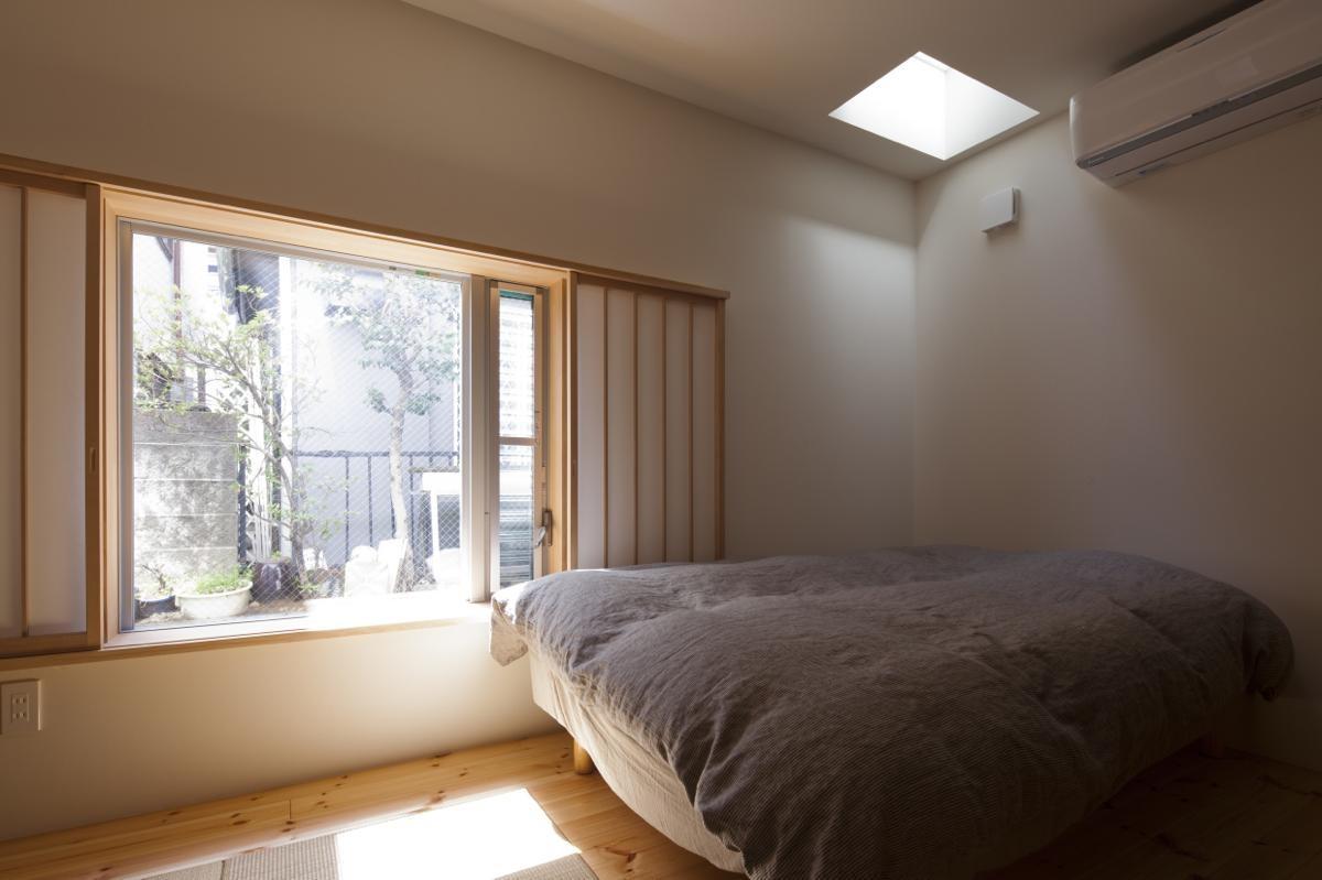 ベッドルーム事例:内観11(磯子の家)
