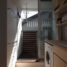 磯子の家 (内観25)