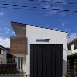 戸塚の家 (外観1)