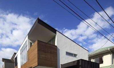 戸塚の家 (外観2)