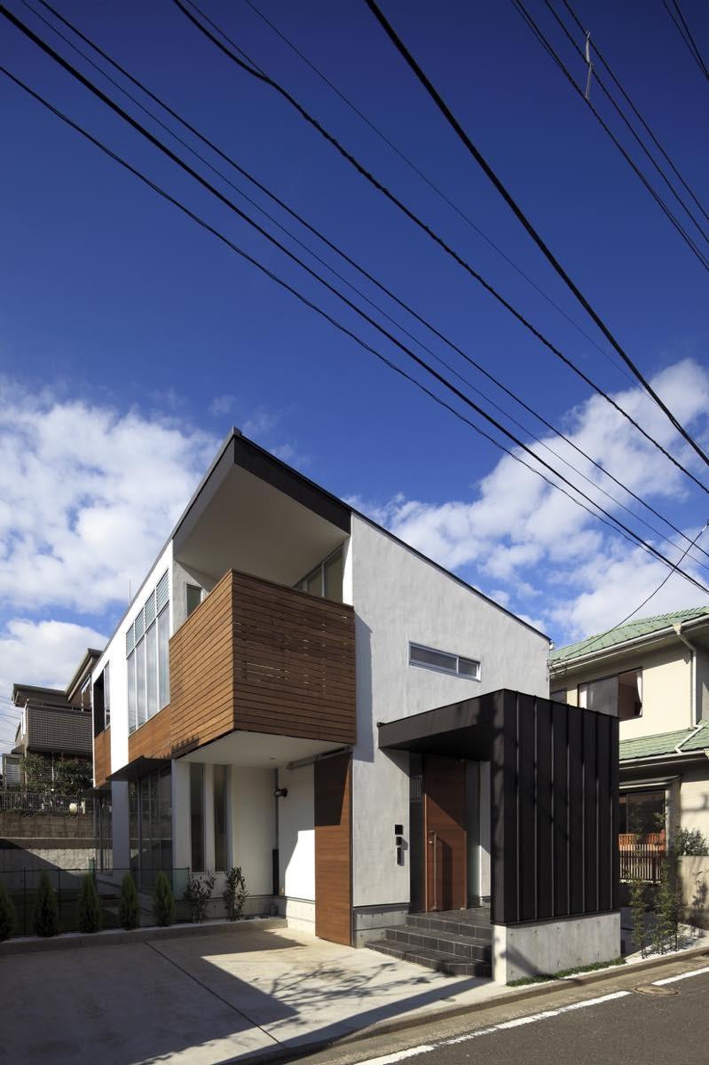 外観事例:外観2(戸塚の家)
