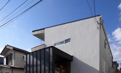 戸塚の家 (外観3)