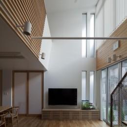 戸塚の家 (内観5)