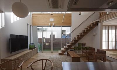 戸塚の家 (内観10)