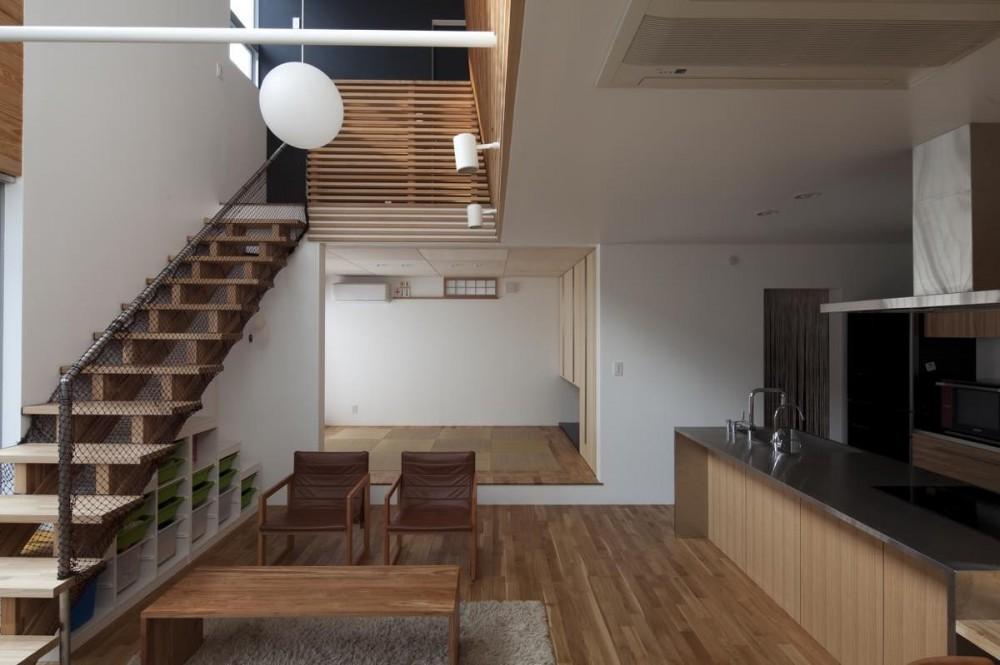 戸塚の家 (内観11)