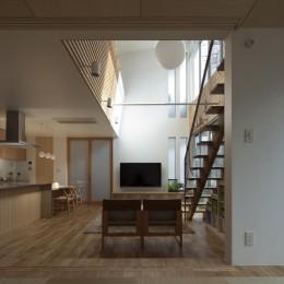 戸塚の家 (内観14)
