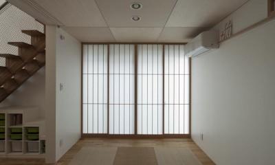 戸塚の家 (内観15)