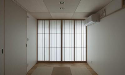 戸塚の家 (内観16)