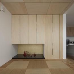 戸塚の家 (内観17)