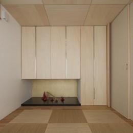 戸塚の家 (内観18)