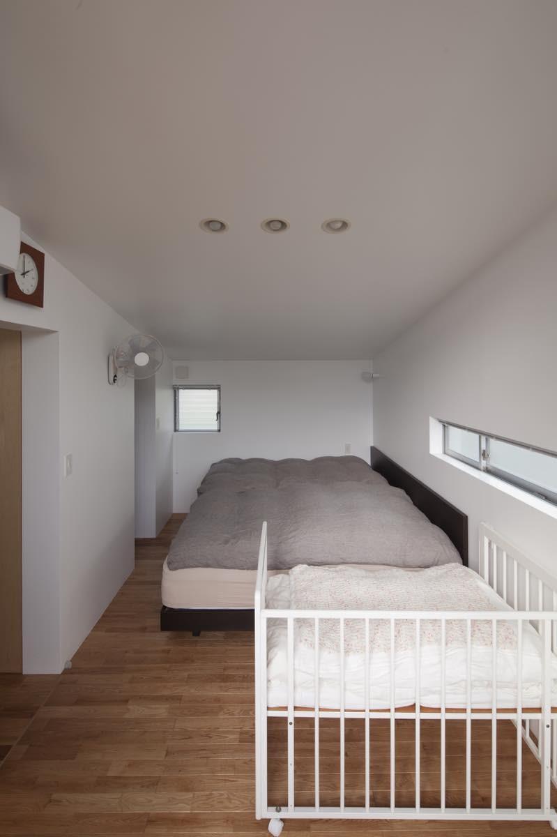 ベッドルーム事例:内観28(戸塚の家)