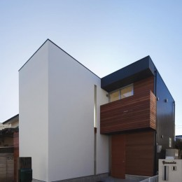 狛江の家・M邸 (外観1)