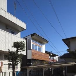 狛江の家・M邸 (外観4)