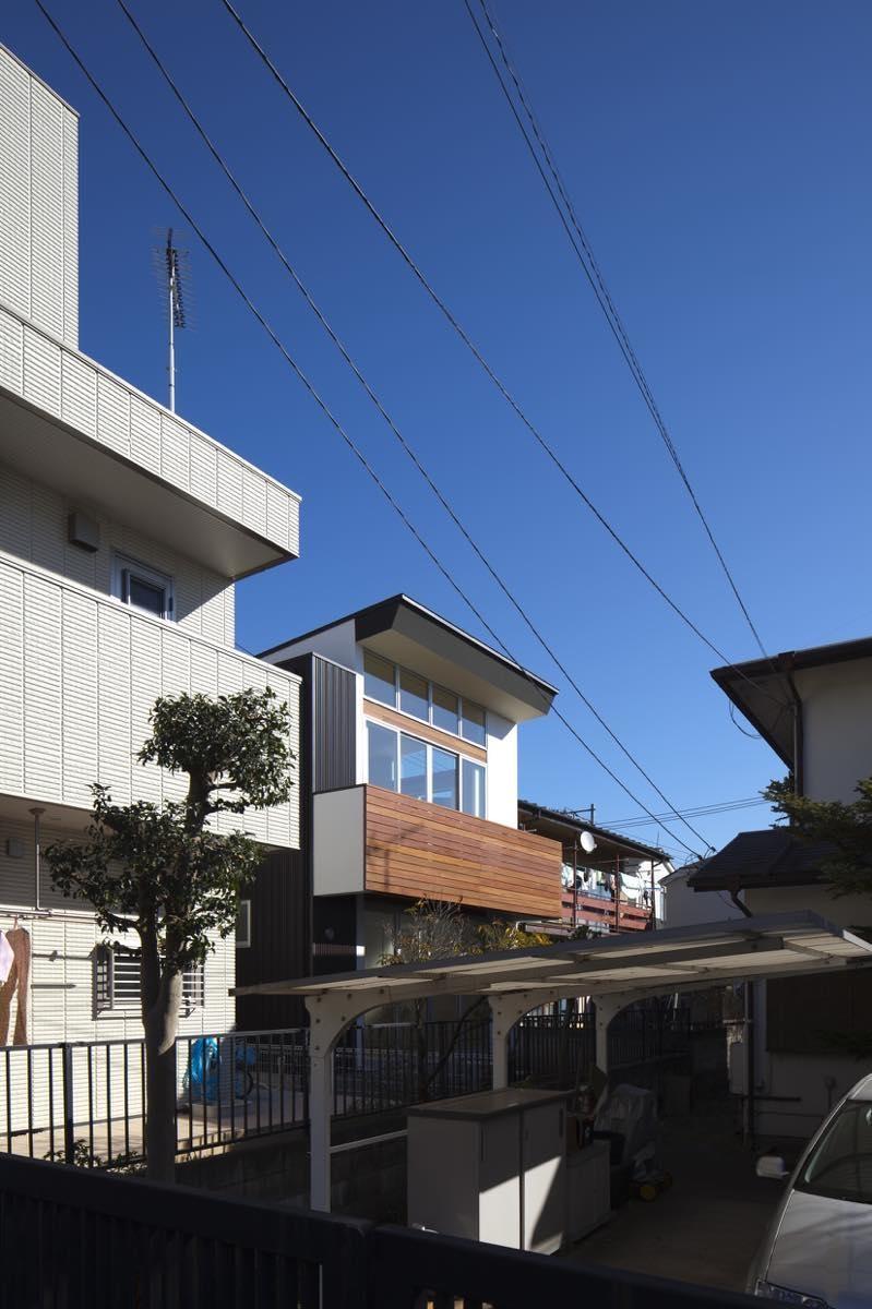 外観事例:外観4(狛江の家・M邸)