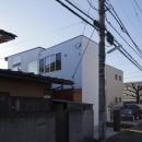 狛江の家・M邸の写真 外観5