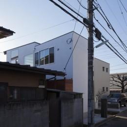 狛江の家・M邸 (外観5)