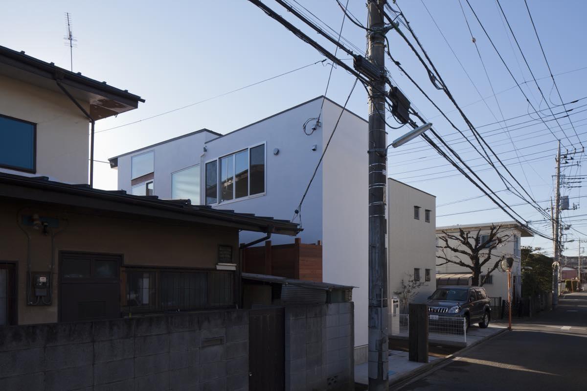 外観事例:外観5(狛江の家・M邸)