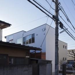狛江の家・M邸 (外観6)