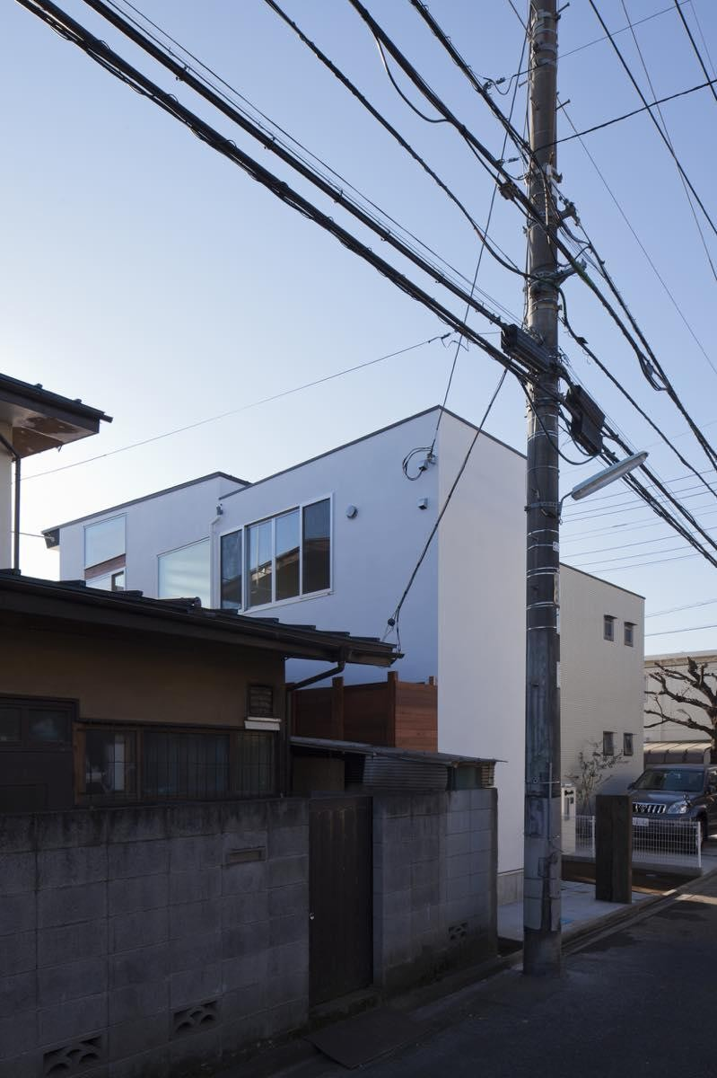 外観事例:外観6(狛江の家・M邸)