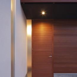 狛江の家・M邸 (外観7)