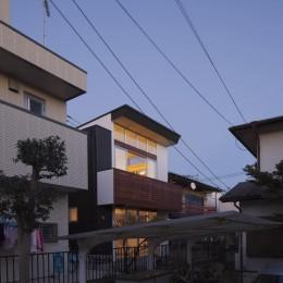 狛江の家・M邸 (外観8)