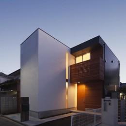 狛江の家・M邸 (外観9)