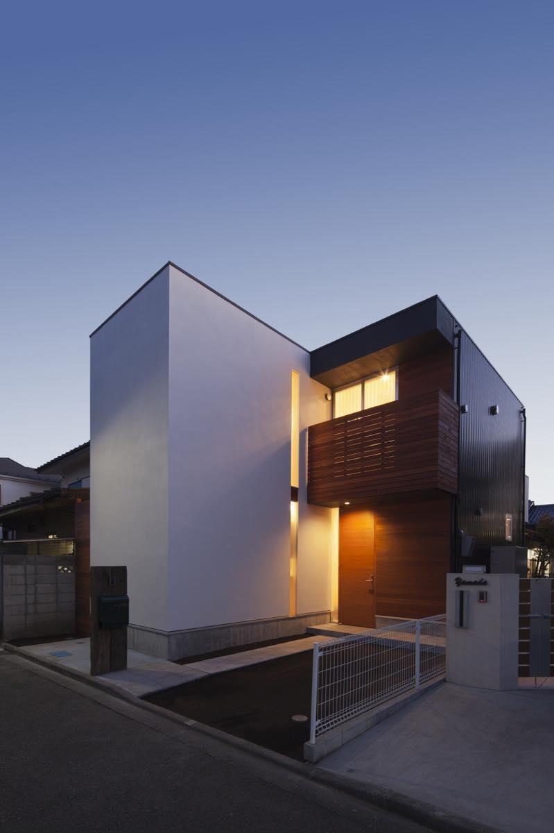 外観事例:外観9(狛江の家・M邸)