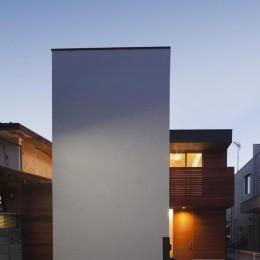 狛江の家・M邸 (外観10)