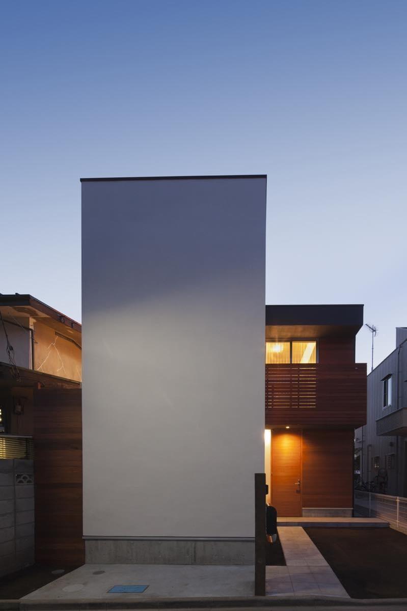 外観事例:外観10(狛江の家・M邸)