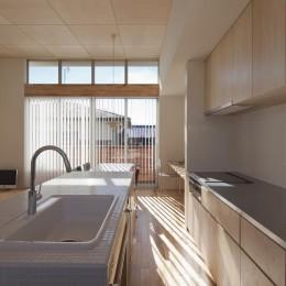 狛江の家・M邸 (内観16)