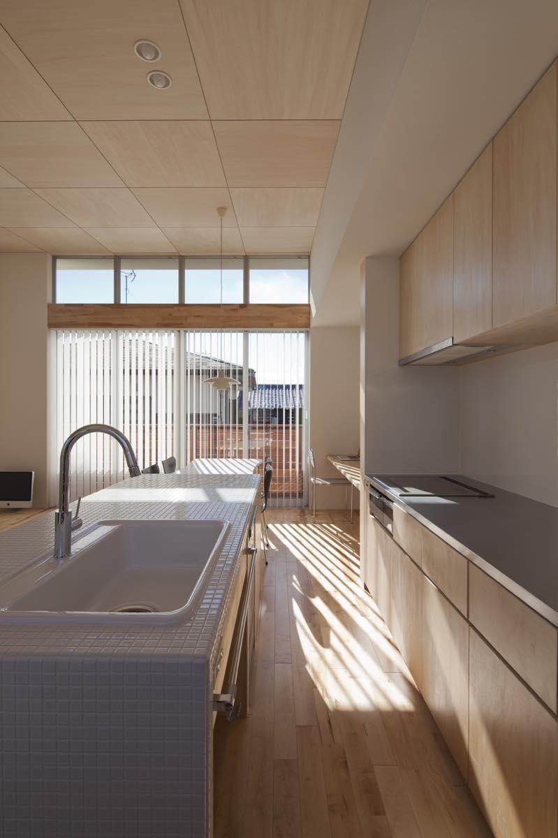 キッチン事例:内観16(狛江の家・M邸)