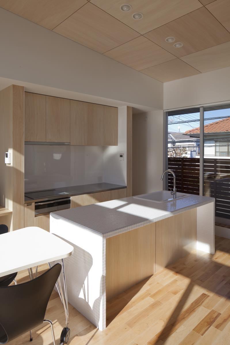 キッチン事例:内観19(狛江の家・M邸)